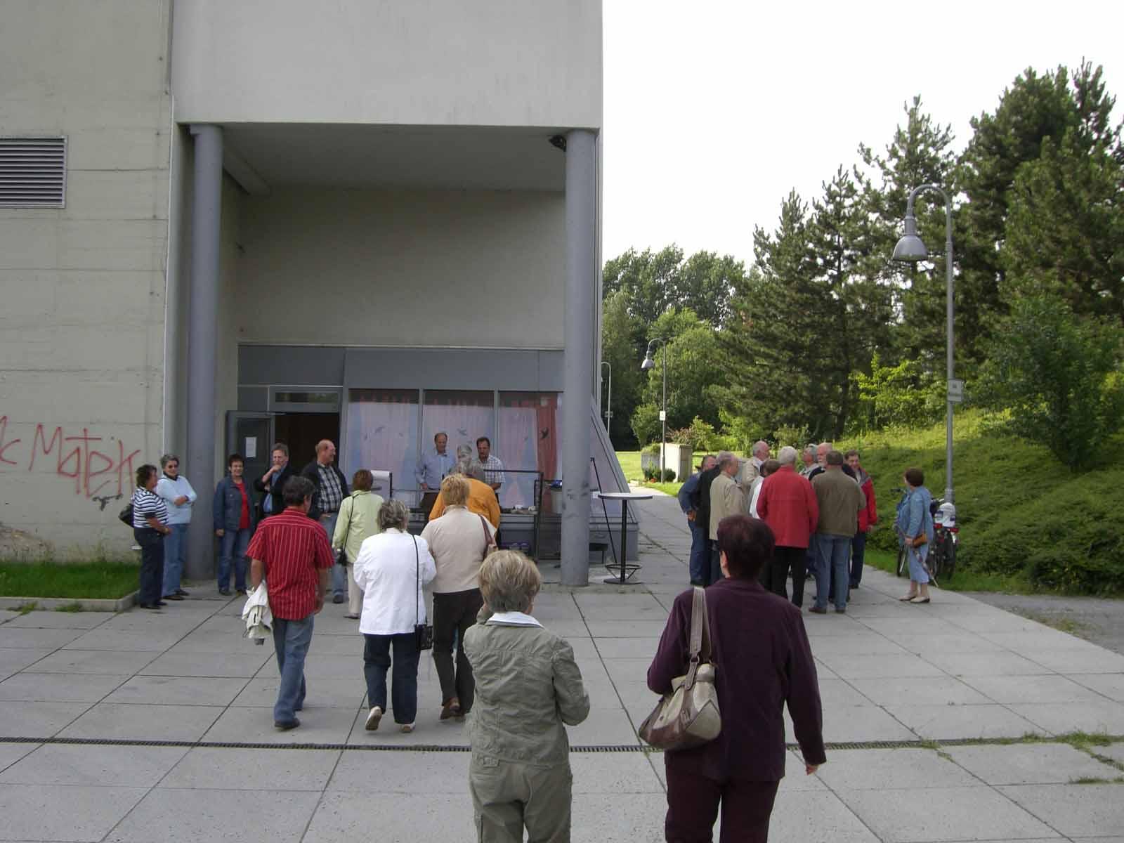 Recklinghausen enkelt Stammtisch